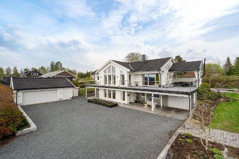 KORT TID PÅ MARKEDET: 2011-eiendommen ble solgt etter kun én dag på markedet.
