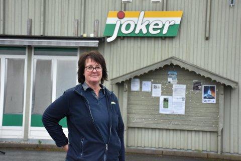 Kristin Bakker Melby har vokst opp på Rømskog, bor på Løken, jobber på Setskog og har bodd på Bjørkelangen. Jubilanten trives på bygda!