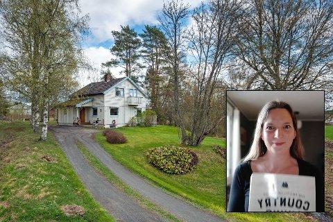 Ny eier: Tyra Ekhaugen gleder seg stort til å flytte til det nye huset på Finstadbru.