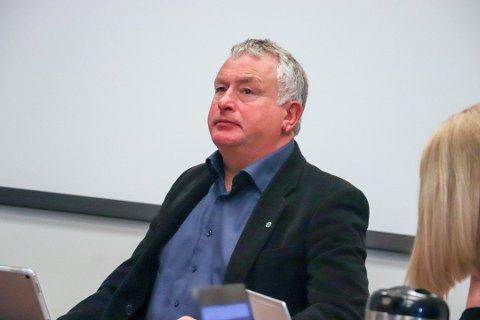 ORDFØRER: Peter Talseth er ordfører i Alstahaug kommune.