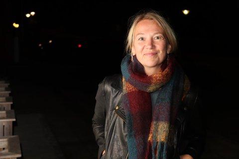 VARAORDFØRER: Hanne Benedikte Wiig (R) i Alstahaug.