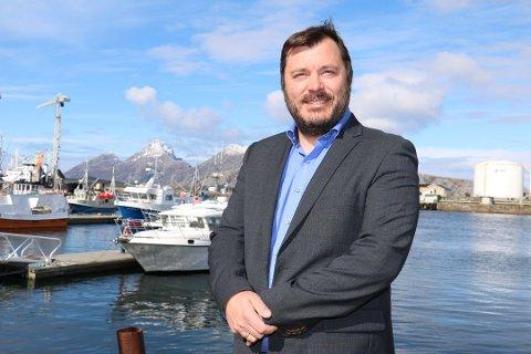 ØNSKER ORIENTERING: Høyres ordførerkandidat Stig Tore Skogsholm.