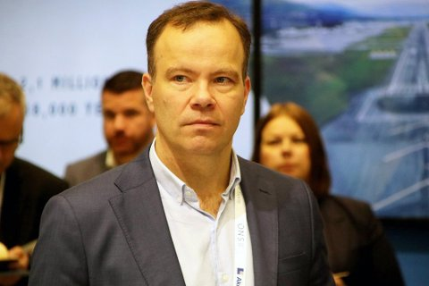 FYLKESRÅDSLEDER: Tomas Norvoll er fornøyd med helseminsiterens valg av sykehusstruktur på Helgeland.