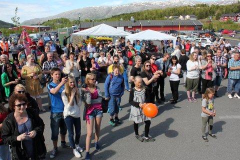 POPULÆRT: Indianerfestivalen er et populær arrangement i Leirfjord for både barn og voksne. Dette bildet er fra en tidligere utgave av festivalen.