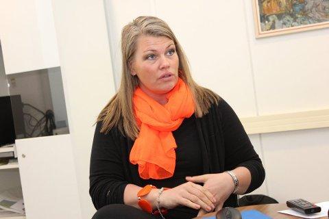 TILHENGER: Kommuneoverlege i Alstahaug kommune, Kirsten Toft, forteller at hun er en stor tilhenger av vaksiner.