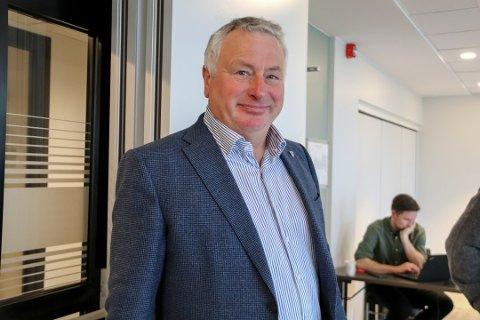 Ordfører Peter Talseth (Sp) hadde den høyeste inntekten i Alstahaug i 2019.