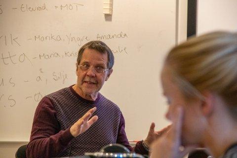 AMBISJONER: Kjell-Inge Johnsen er daglig leder i Sør-Helgeland Utvikling AS, som ser på hvordan man bedre kan legge til rette for turisme på Helgeland.