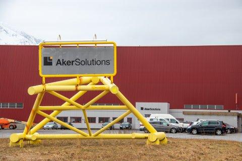 STRENDENE: De ansatte hos Aker Solutions fikk beskjeden om nedleggelsen av verkstedet på et allmøte klokken 10 onsdag.