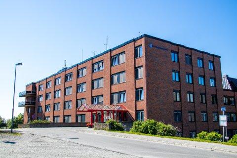 HOVEDARBEIDSSTED: Den nye medisinske direktøren skal i hovedsak ha kontor i Sandnessjøen. Foretaket er mer fleksibel når det gjelder stillingen som fagsjef.