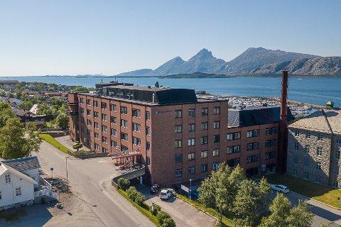 INGEN SMITTE: Helgelandssykehuset Sandnessjøen går tilbake til ordinær drift.