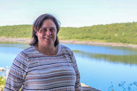 SJEF: Irena Jovic er daglig leder på Petter Dass-museet på Alstahaug, som nå ser store besøkstall i sommer.