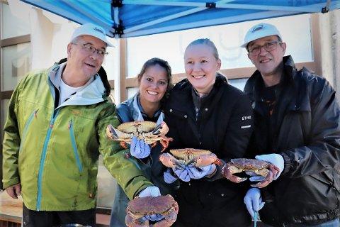 Årets Krabbe-VM vil ikke bli arrangert i september slik som planlagt. Årsaken er utvikling i koronapandemien.