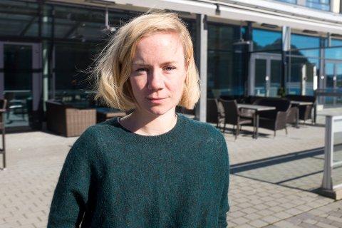 KLAGET PÅ ARTIKKEL: Ingeborg Steinholt, som er lege i spesialisering ved sykehuset i Sandnessjøen, klaget Rana Blad inn til Pressens Faglige Utvalg.