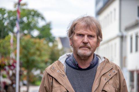 FÅR FØLGER: Tillitsvalgt for overlegene i Sandnessjøen, Knut Glasø, mener det vil få store følger for det nye hovedsykehuset om ikke tarmkreftkirurgien samles der. Her er han avbildet ved en tidligere anledning.