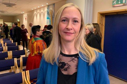 STYRELEDER: Renate Larsen er styreleder for Helse Nord RHF. Hun er i sitt daglige virke daglig leder for Norsk Sjømatråd AS, samt styremedlem i Folketrygdfondet.