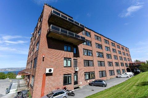 Helgelandssykehuset avdeling Sandnessjøen sykehus.