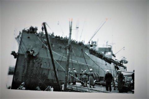 2400 mennesker omkom da MS Rigel ble senket utenfor Tjøtta i Alstahaug i 1944. Sandnessjøen krigsminnesamling tar vare på krigshistorien for framtiden.