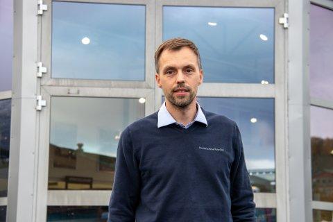 BYTTER BEITE: Arnt-Magne Vollan blir ny sjef for oppdrettselskap med tilholdssted i Sømna.