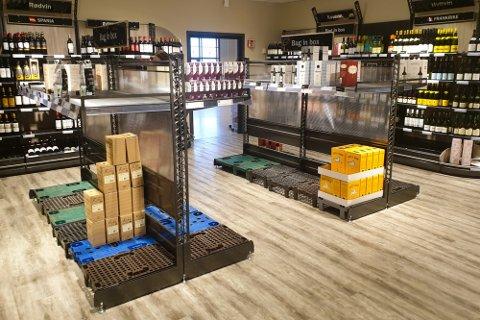 Økningen i salget av alkohol har økt i hele landet. Men også på Helgeland. Mosjøen hadde en økning på 50 prosent, mens Sandnessjøen hadde en økning på 29 prosent.