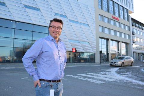 NESTLEDER: Odd Arnold Skogholm ble i mars valgt som ny nestleder for Nordland Arbeiderparti. Nå ønsker han svar om ferjebråket på Helgeland i vinter.