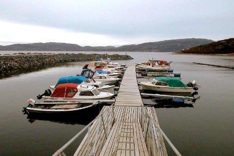 FISKERIHAVN: Det planlegges å etablere ny fiskerihavn i tilknytning til eksisterende småbåthavn på Angarsneset. (Arkivbilde)