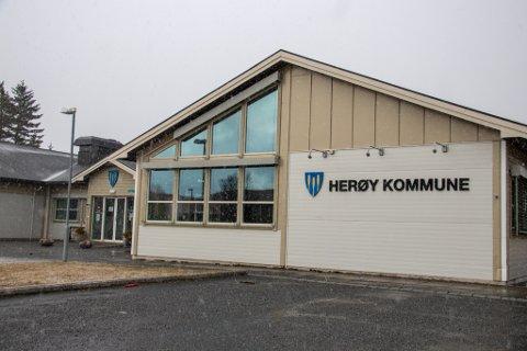 SMITTE: Herøy kommune har fått påvist ett positivt koronatilfelle mandag.