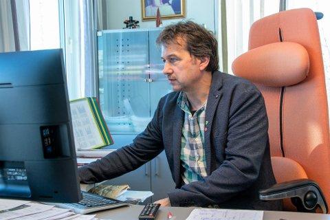 Ordfører i Leirfjord, Ivan Haugland, har ikke gitt opp kampen om å få Tovåsen inn i tomevurderingen for nye Helgelandssykehuset på Helgeland.