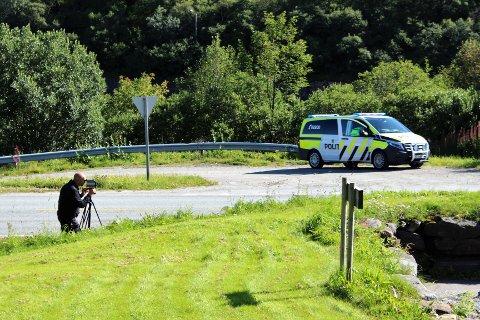 To unge menn fra Helgeland mistet i sommer førerkortet etter å ha råkjørt langt over fartsgrensen på stedet. Illustrasjonsfoto.