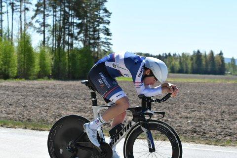 TIL VM: I år har Daniel Smajkic Årnes imponerte i tempo, og nå er han tatt ut til sykkel-VM som starter førstkommende søndag i Belgia.