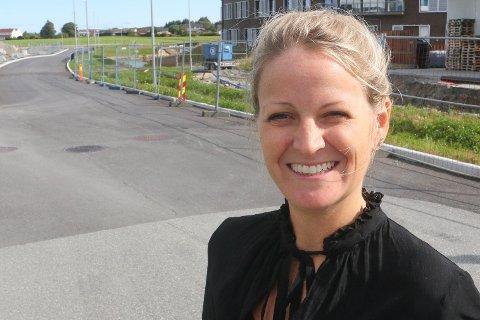 HAR FUNNE VEGEN VIDARE: Ane Mari Braut Nese går frå ordførar i Klepp til ei stilling som eigedomsutviklar.