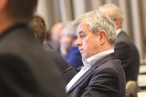 SKUFFET: Torbjørn Hovland (KrF), leder av hovedutvalg for helse og velferd i Klepp, synes de politiske signalene fra Time er triste, og håper at Klepp-politikerne nå får tid på seg til å vurdere alternativer til dagens felles legevakt på Kleppe.