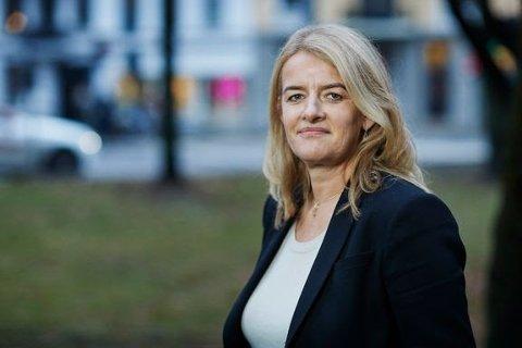NEDSLÅENDE RAPPORT: Ingunn Midttun Godal, administrerende direktør i Mattilsynet tar selvkritikk etter rapport.