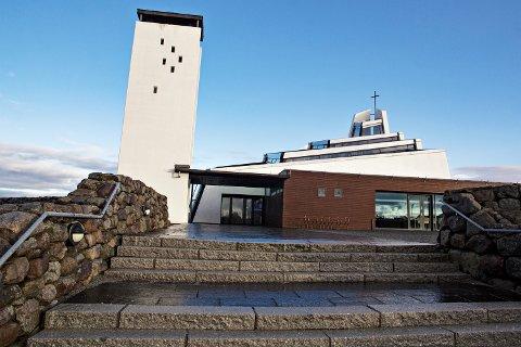 NÆRBØ KYRKJE: Julaftan 2019 er det tre gudstenester i Nærbø kyrkje. Den første, klokka 14, sende me direkte.