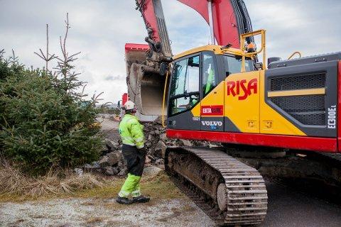 Nærbø-entreprenøren Risa og samarbeidspartnar Kruse Smith ber om ekstrabetaling etter tunnelarbeid.