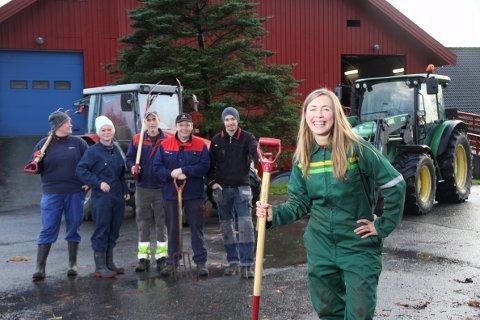 [b]Praktisk og teoretisk:[/b]  I realitykonkurransen vil norske bønder mellom 18 og 60 år bevise sine ferdigheter og kunnskaper innenfor yrket.