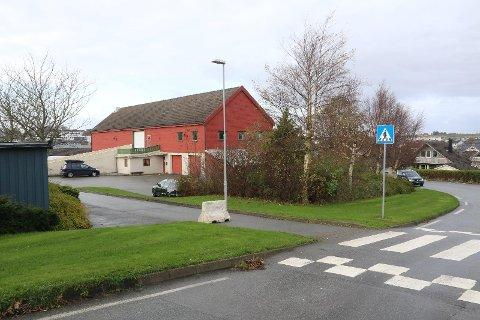 Parkavdelinga sine tidlegare lokale i Fjogstadvegen kan bli omregulert til barne- og avlastingsbustad og bustad for unge funksjonshemma.