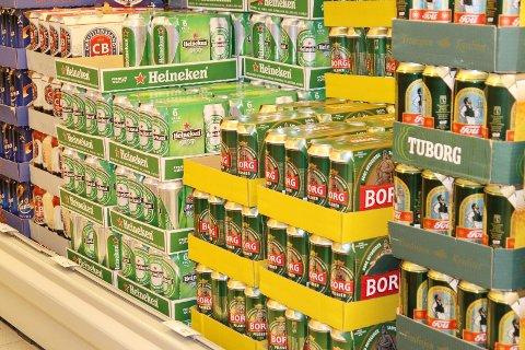 Klepp-rådmannen ønskjer ikkje at daglegvarebutikken Helgø Meny skal få levere øl på døra til kommunen sine innbyggjarar.