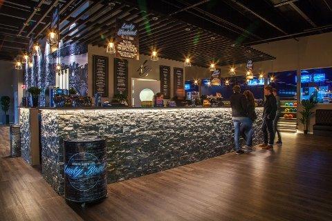 Lucky Bowl-kjeden satser mye på restaurant-delen i sine bowlingrestauranter.