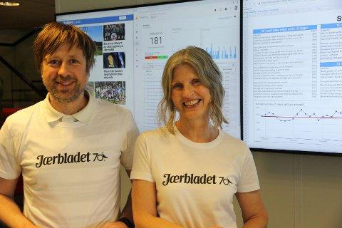 Jærbladet fornyer seg på nett og print