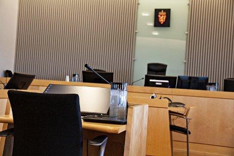 DAG 7 I TINGRETTEN: Måndag føremiddag var fleire politivitne på plass i Jæren tingrett for å forklara seg om tekniske spor.