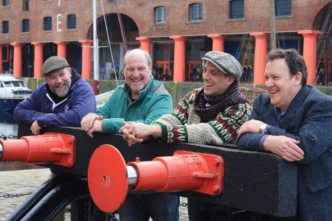 Kimber's Men fra Halifax, England.