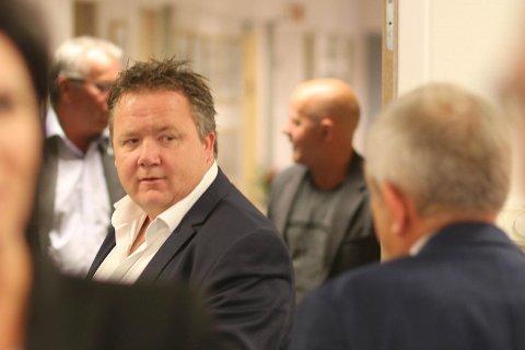 SELGER: Svein Arve Nygård er ordførerkandidat for Frp i Hå og assisterende salgssjef i fiskegiganten Pelagia.