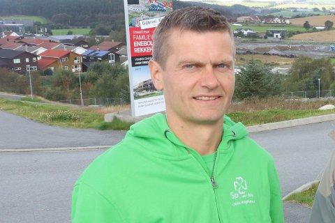 YNGST: Roar Lima Grødeland (37) er den yngste representanten i nye Klepp kommunestyre, ni år etter at han blei årets unge bonde i Norge og 16 år etter at han debuterte som folkevald.