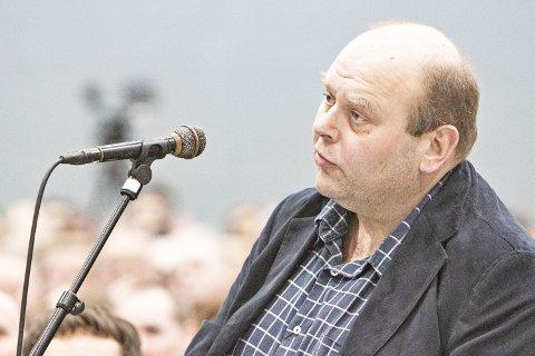 KJEMPER: Jan Ove Horpestad er leder i Rogaland Pelsdyralslag.