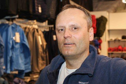 NY LEDER: Kenneth Lia blir daglig leder i Bryne Næringsforening.