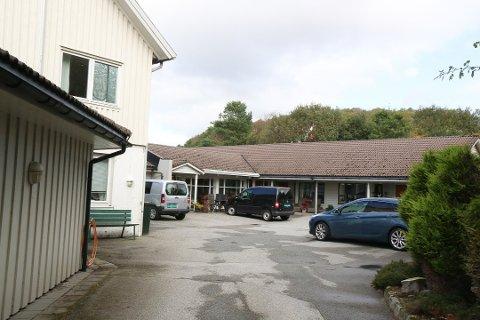 OLSVOLL: Olsvoll er eit bu- og omsorgssenter på Ogna i Hå kommune.