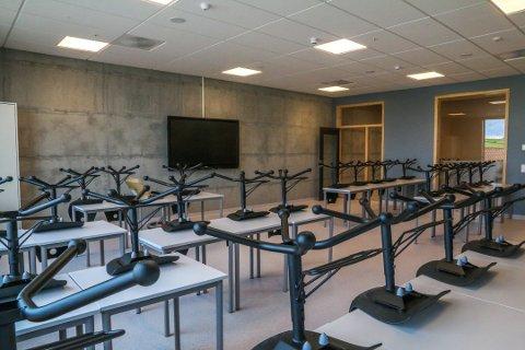 TOMME ROM: Det kan bli tomme rom rundt eksamenstider i år. Nå skal kunnskapsministeren vurdere om den kan avholdes.