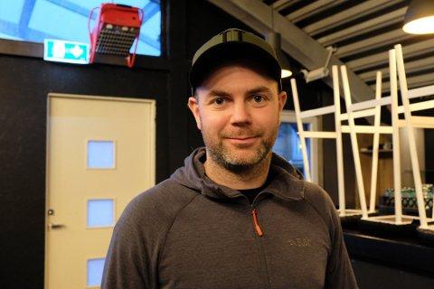 Daglig leder hos Maestro, Stig Magne Nordbø, sier at utestedet kommer til å holde åpent fremover.