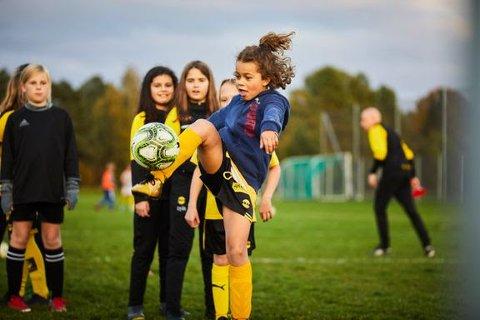 I GANG IGJEN: Flere idretter vil kunne komme i gang før sommeren.
