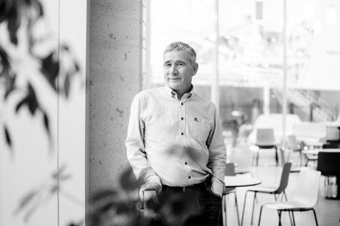 NY REKTOR: Etter 15 år i Stavanger kulturskole, er han klar for å bli rektor i Klepp.